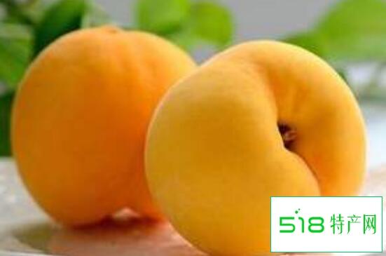 新鲜黄桃的功效与作用