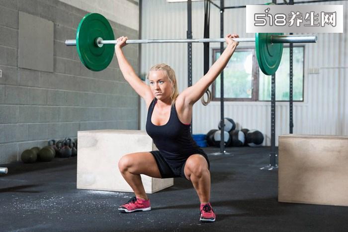 上班的女性怎样健身